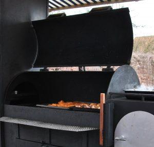 Grillstation